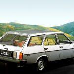 Fiat 131 Familiare aniversează 45 de ani