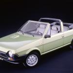 Ritmo Cabrio, revenirea cabrio-ului compact Fiat