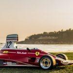 Ferrari-ul 312T cu care a câștigat primul titlu mondial Niki Lauda scos la licitație
