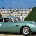 Aston Martin se alătură Concursului de Eleganță
