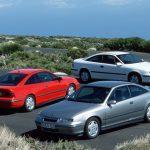 Opel Calibra, cel mai aerodinamic coupe împlinește 30 de ani