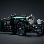 Celebrul Bentley 4½ Litre Blower va fi reconstruit în 12 unități