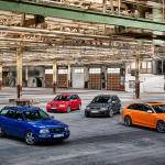 Gama RS de la Audi aniversează 25 de ani