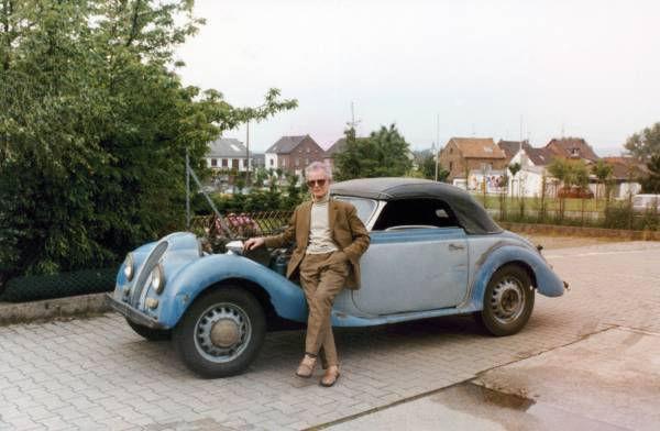BMW 327 Eduard Ecker