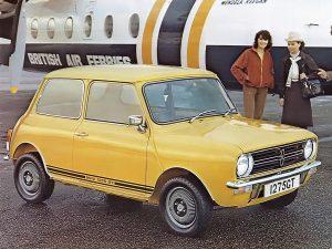 Austin Mini Clubman 1977