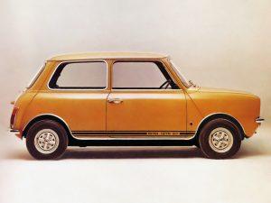 Mini Clubman 1275 GT 1972
