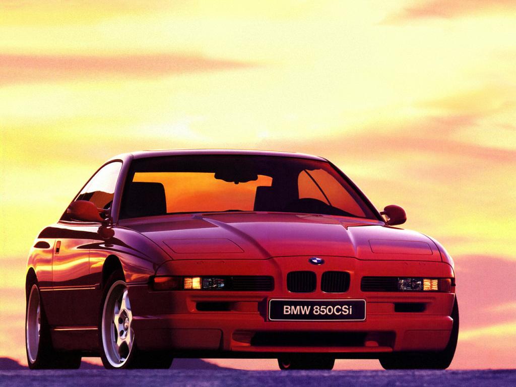 BMW 850CSI 1992
