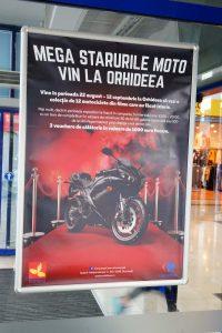 Mega-Starurile moto de la Orhideea