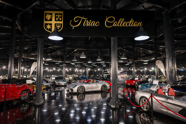 Tiriac Collection_Porsche 911 Speedster