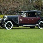 În urmă cu 100 de ani își făceau debutul primele modele de lux