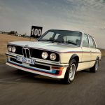 Un rar BMW 530 MLE din 1976 a fost de curând restaurat