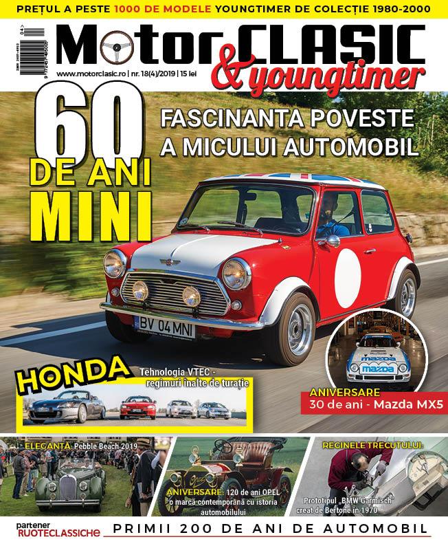 Motor Clasic Magazin nr. 18