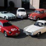 Alfa Romeo a sărbătorit 65 de ani cu Giulietta