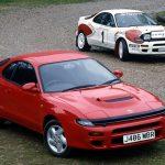 A 5-a generație Toyota Celica a celebrat 30 de ani