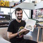 #ArtMeMINI – arta vine în showroomurile MINI