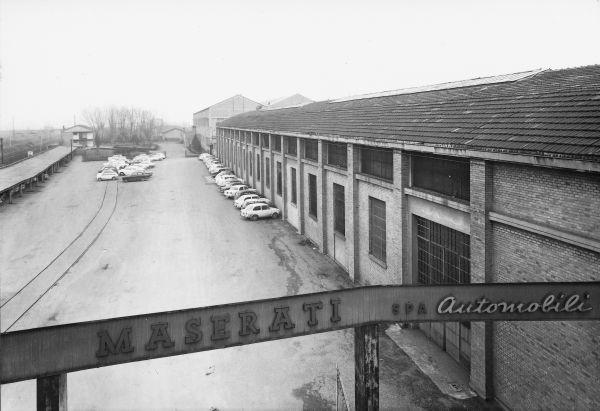 Maserati 105 ani de istorie