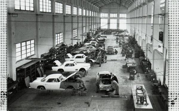 Maserati 105 ani