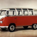 Volkswagen Transporter serbează 70 de ani de la debut