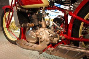 Motor DKW Super Sport 500 (1929-1933)