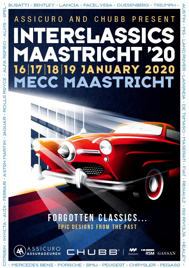 Interclassics Maastricht (B) 2020