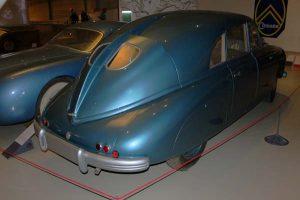 Tatraplan T 600 (1951), Musee Automobile de Sarthe (LeMans, Franța)