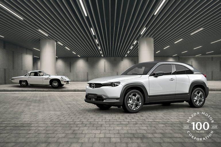 Mazda aniversează un secol în care a provocat convenționalul