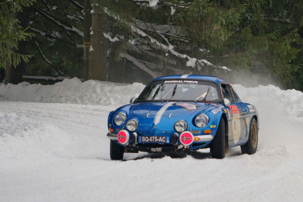 Romania Historic Winter Rally 2020