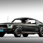 Celebrul Ford Mustang Bullitt a fost vândut cu 3.4 mil. $