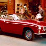 Primul coupe de la Volvo aniversează 60 de ani