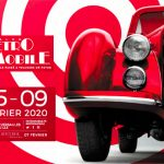 Salonul Retromobile Paris 5-9 Februarie 2020