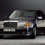Mercedes 500 E din Seria W124 aniversează 30 de ani