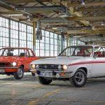 Anul legendelor: modelele Opel Ascona și Manta împlinesc 50 de ani
