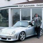 Dublă aniversare pentru Ruf cel mai mare tuner de modele Porsche