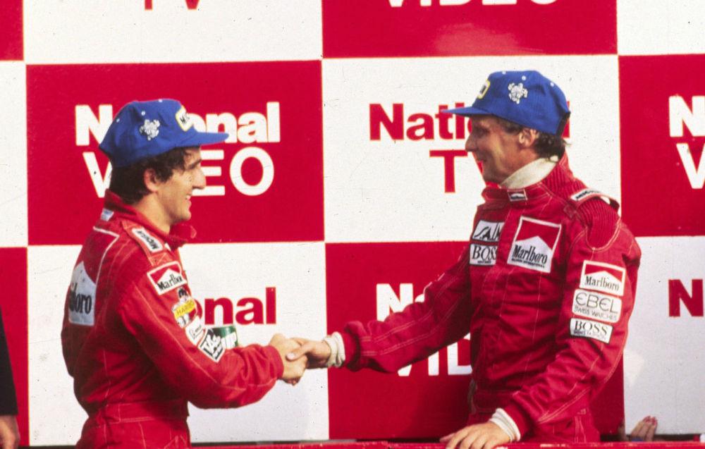 Formula 1 Niki Lauda -