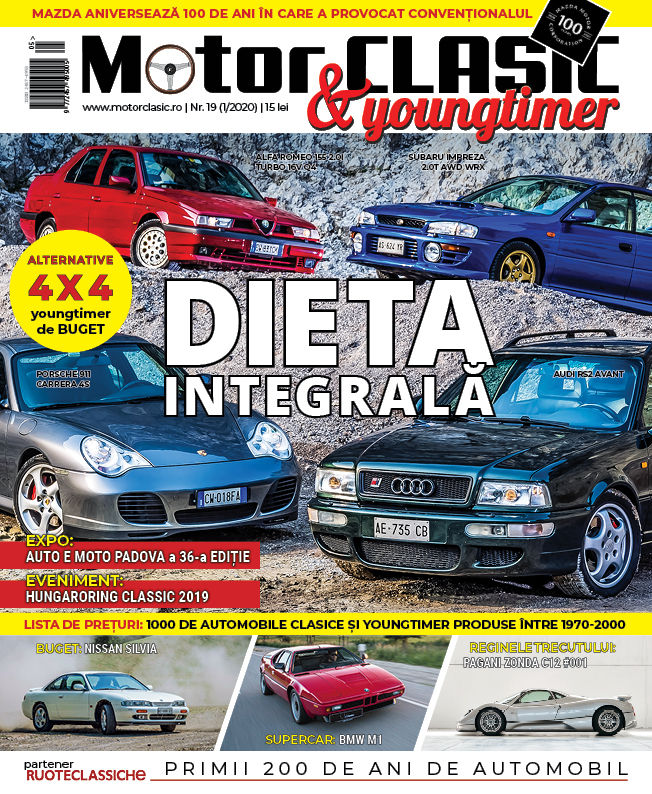 Motorclasic&youngtimer Nr.19 (anul 6)