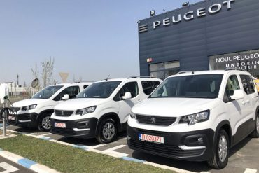 Trust Motors Peugeot Rifter umanitar