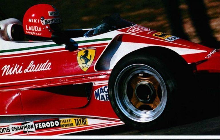 Formula 1 Niki Lauda