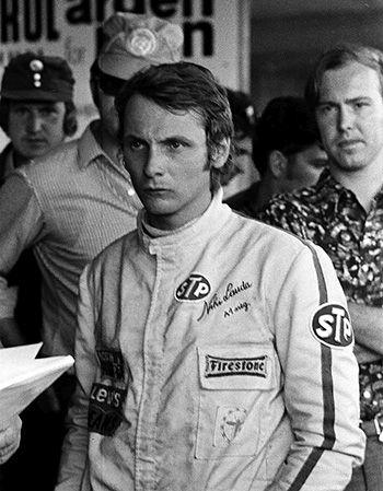 12Formula 1 Niki Lauda - Omul care a sfidat moartea