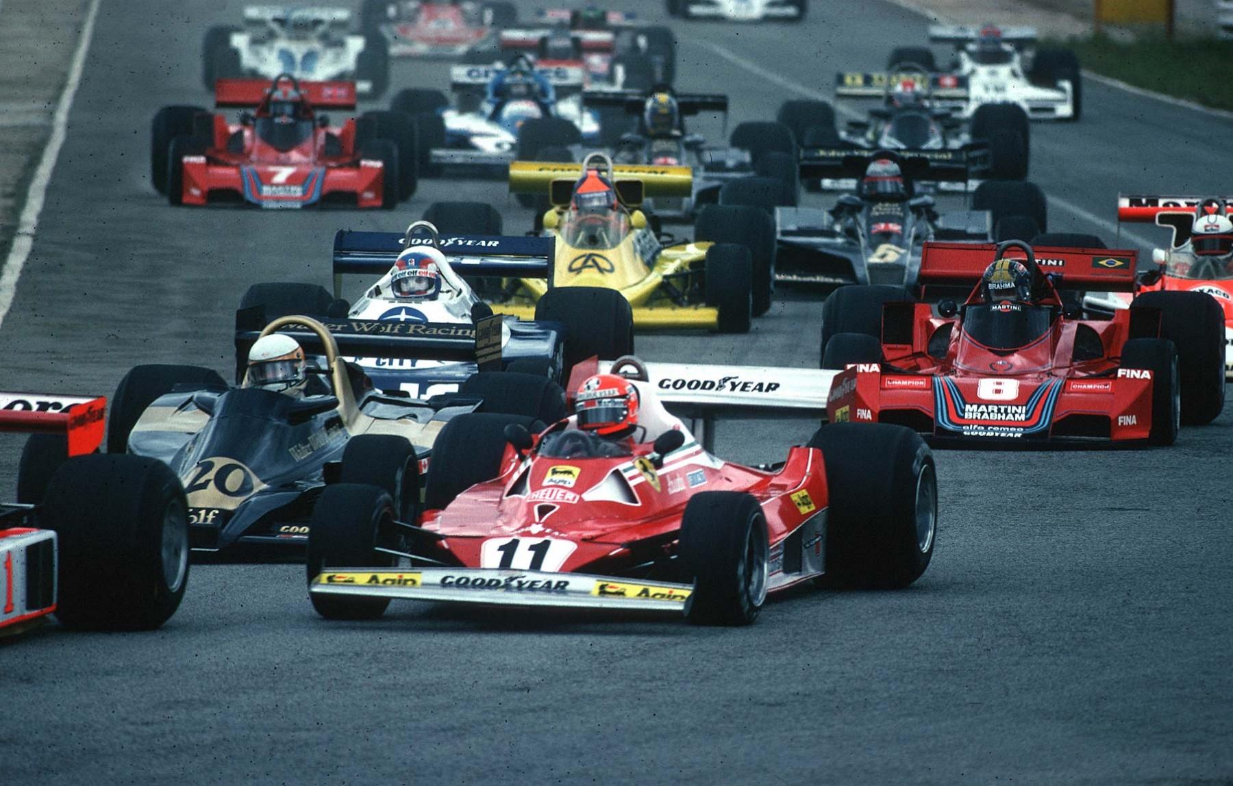 Fromula 1 Niki Lauda