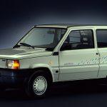 Fiat aniversează 30 de ani de la primul model de serie cu propulsie electrică