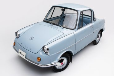 R360 Coupe primul model Mazda a celebrat 60 de ani