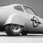 Istoria Opel electric