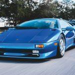 30 de ani de la lansarea supercarului Lamborghini Diablo