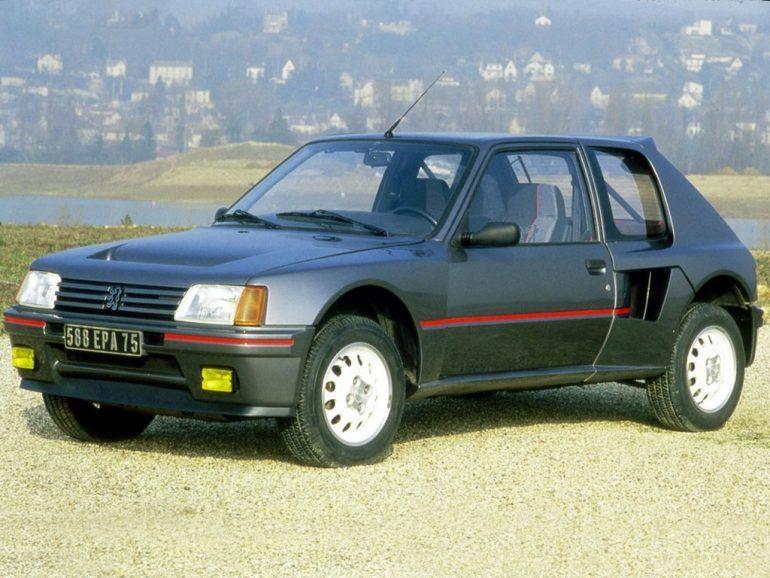 O altfel de istorie Peugeot