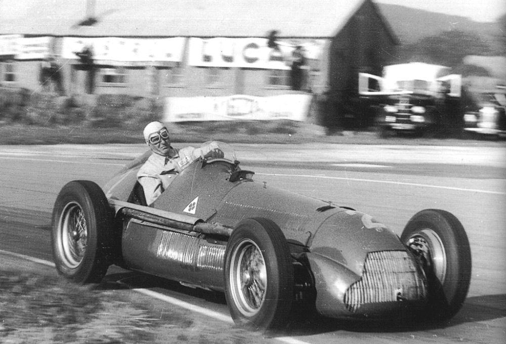 Formula 1_70 de ani. Primul Grand Prix - Silverstone 1950