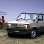 Bestsellerul Fiat Panda a ajuns la cea de-a 40 aniversare