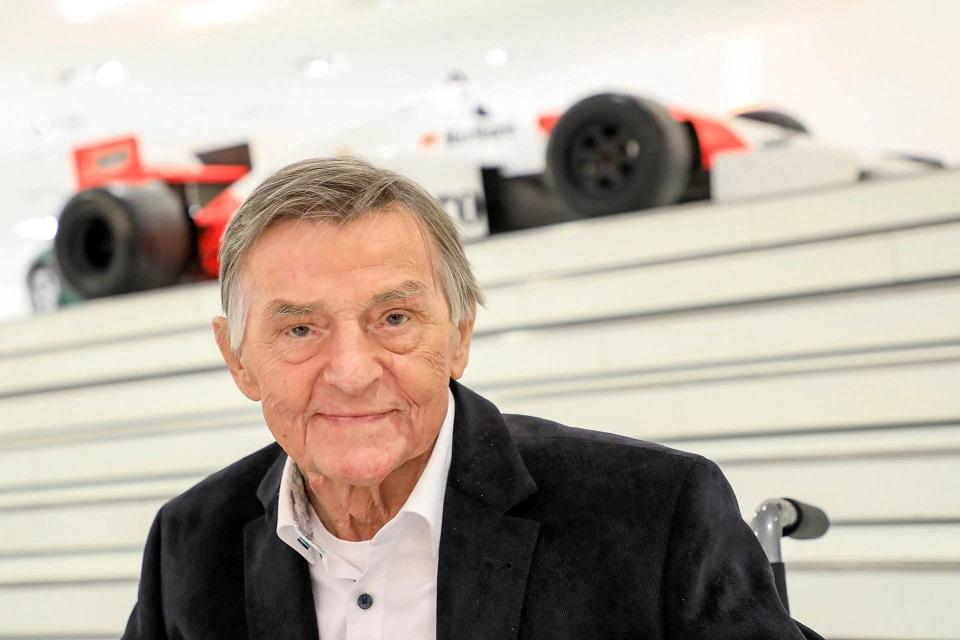 Celebrul inginer Hans Mezger