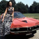 GT-ul italian Alfa Romeo Montreal a celebrat de curând 50 de ani