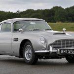 Primul Aston Martin DB5 007 dintr-o serie de 25 unități a fost finalizat