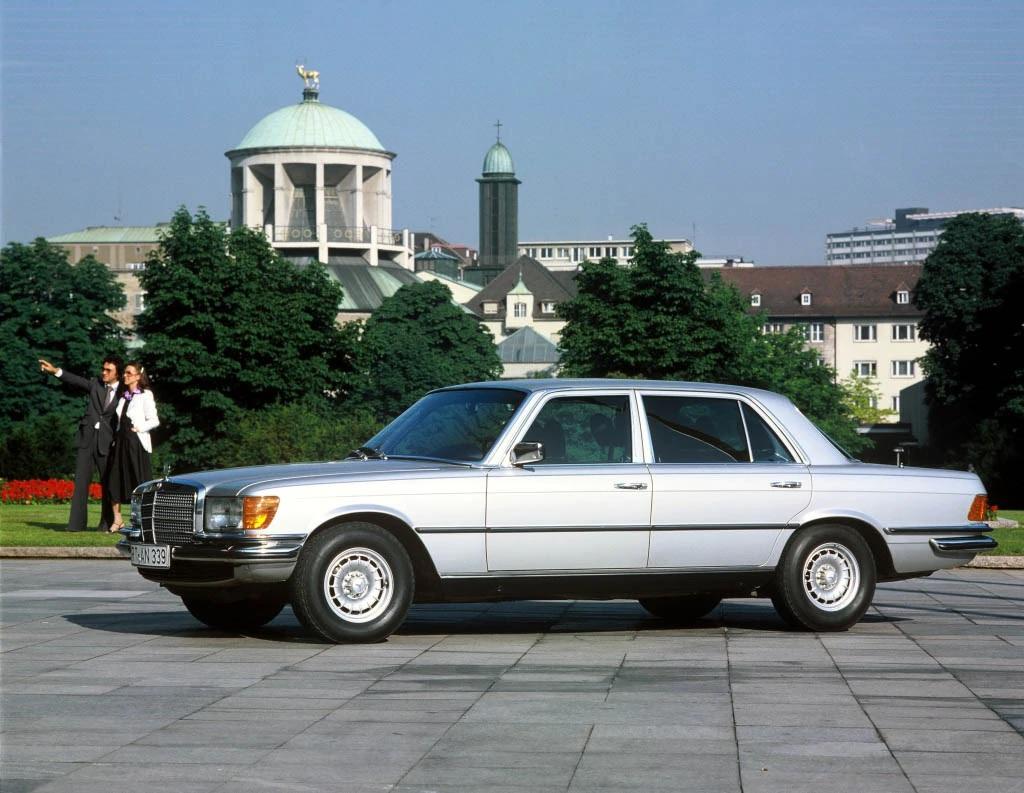 Grandiosul Mercedes 450 SEL 6.9 celebrează 45 de ani de la debut